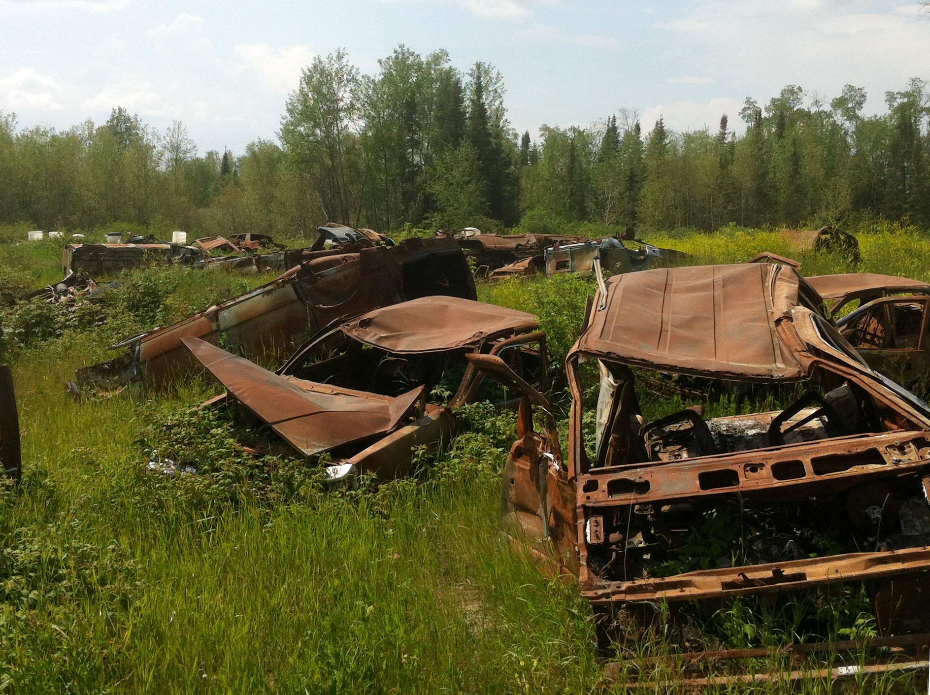 Derelict Vehicles & Metal | Boke Consulting