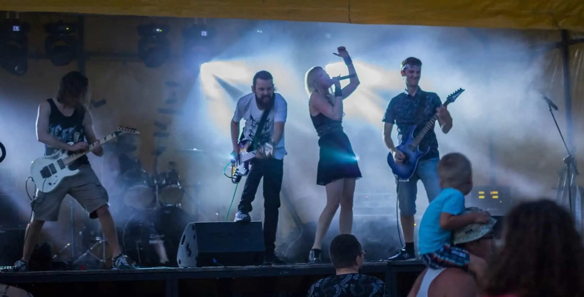 CRUSH koncert Jantar Sierpień 2018 38 of 50 - Reportaż wydarzeń, koncerty
