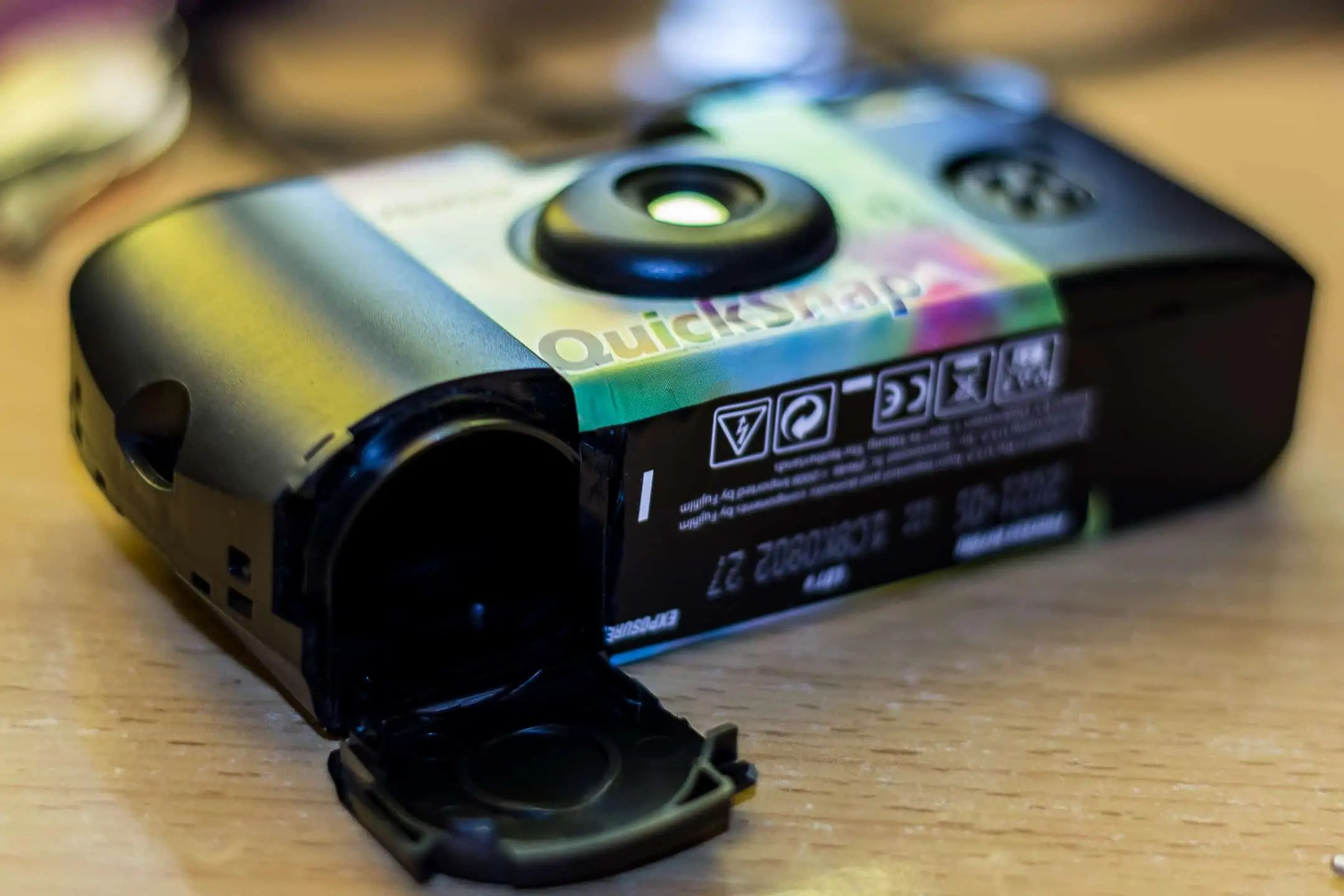 Zdjęcia aparatem jednorazowym fujifilm budowa aparatu 7 - Najlepszy prezent dla fotografa jest darmowy. Resztę kupisz do 100 pln