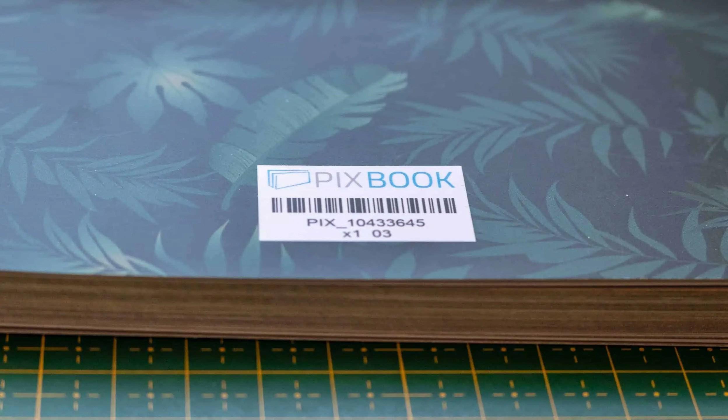 Mini ksiażka fotograficzna Pixbook 7 - Mini książka fotograficzna  Pixbook. Czy warto ?