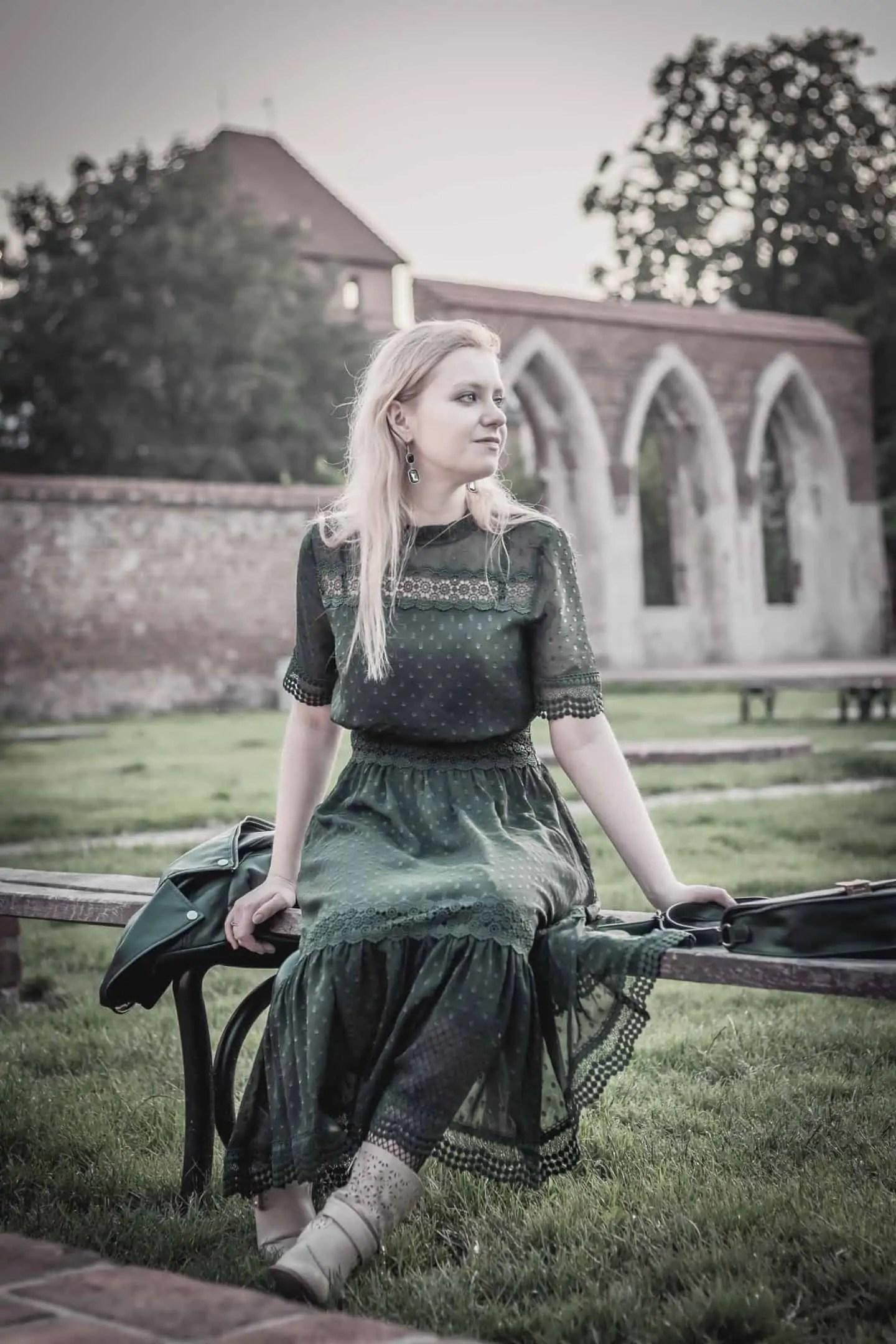 Gotycka Księżniczka Agata 22 - Najlepszy prezent dla fotografa jest darmowy. Resztę kupisz do 100 pln