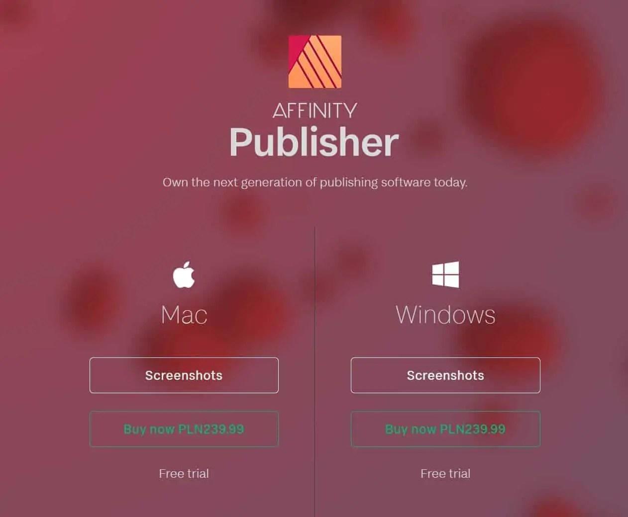 ile kosztuje affinity publisher - Affinity photo po polsku 5 najważniejszych zalet !
