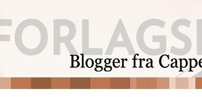 Forlagsblogging