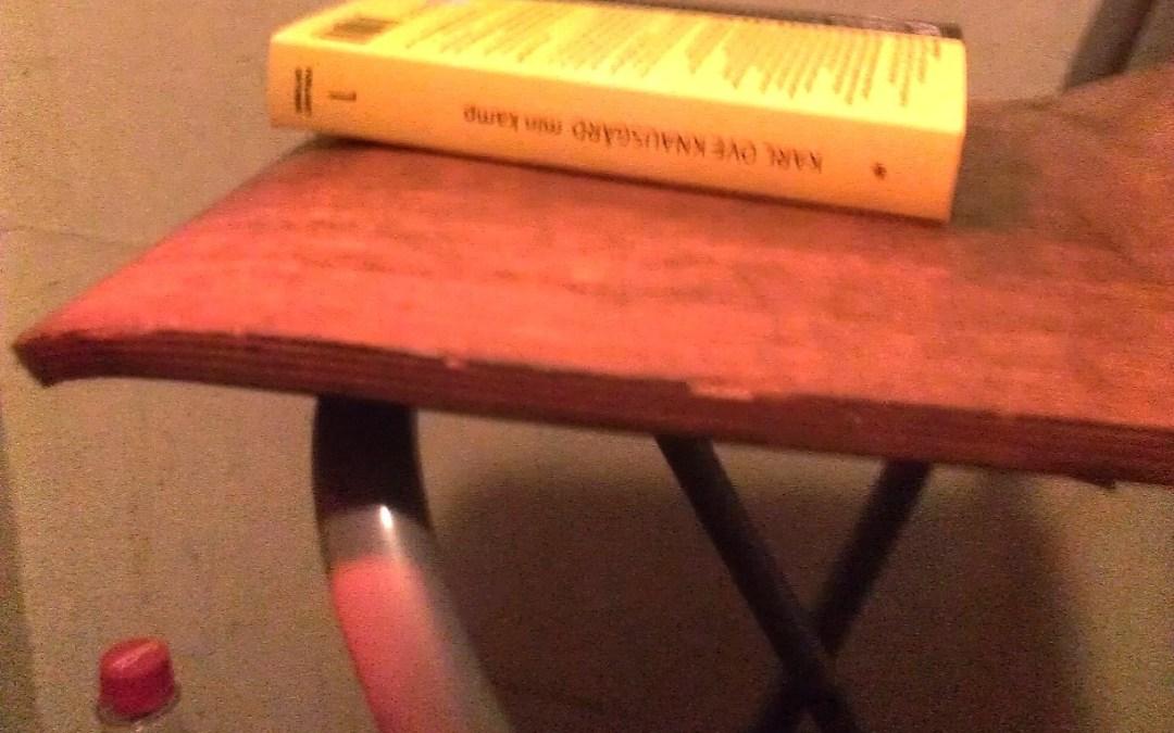 Folk som leser: Dørvakta