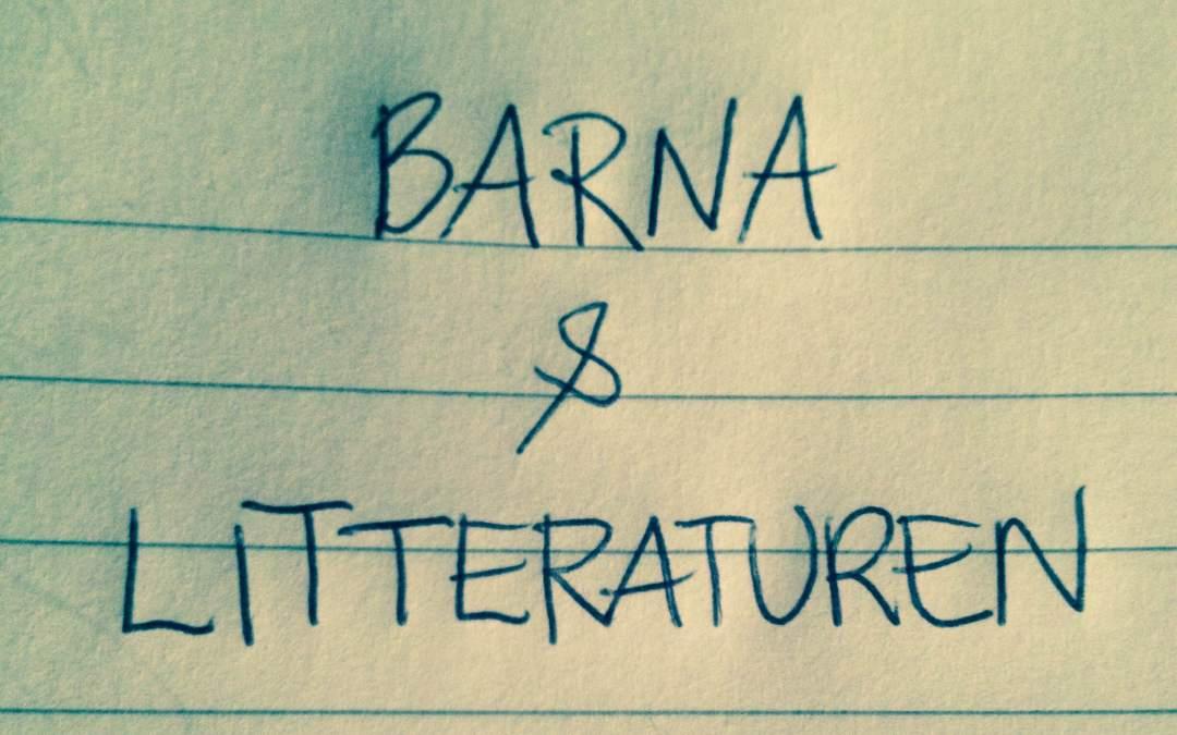Barna & litteraturen