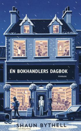 En gretten bokhandler i Skottland