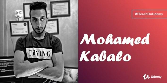 الباحث الأمني محمد كابلو