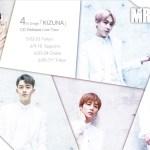 【「今からワクワク」無料公演】MR.MR 4thシングル『KIZUNA』6/27リリース記念☆4月入隊チャンジェの分も盛り上げよう!