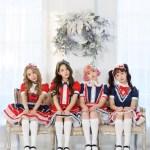 ベリーキュートな韓国新人ガールズ4人組G-REYISH(グレイシー)♡初のJAPAN FANMEETING開催!