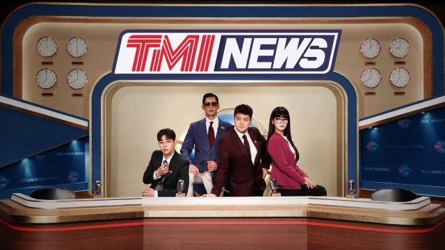 トークバラエティ「TMI NEWS」