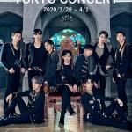 【Great Guys】Tokyo Concert開催決定!「長身ドル」「モデルドル」と迎える桜の季節