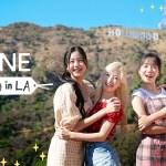 "【Mnet】IZ*ONEの""カワイイ""秘密を大公開!「IZ*ONE #StyleVlog in LA」5月18日オンエア大決定!"