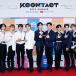 オンラインイベント『KCON:TACT 2020 SUMMER』開幕!~フォトタイム(キムジェファン★LOONA★MONSTA X★THE BOYZ)