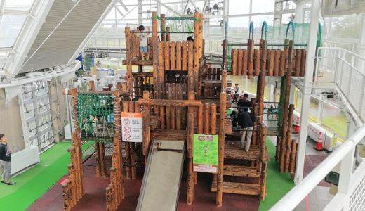 【新潟市西区】雨でも雪でも嵐の日でも、ボクたちには『新潟ふるさと村』の屋内大型遊具があるじゃないか!