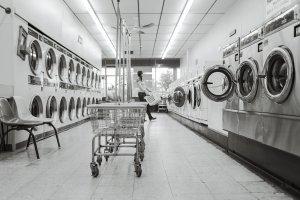 洗濯 部屋干し