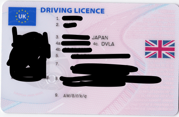 Driverlicence