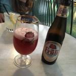 フルーリー・ストロベリー・ビールの紹介!初めて飲んだけど美味しいじゃん!