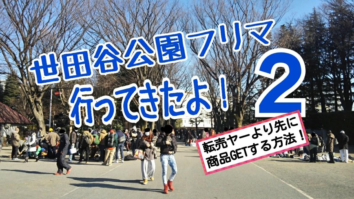 世田谷公園フリーマーケット2017最新情報!転売ヤーを追えば東京フリマの質が分かる!(次回日程4月30日開催)