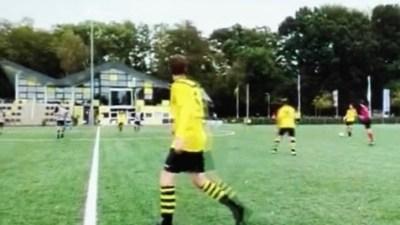 SV Laren'99  strijdbaar met 0-2 ten onder