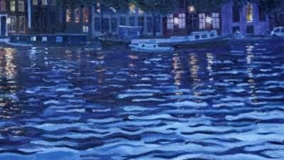 Vereniging van Beeldend Kunstenaars 'Laren-Blaricum' bestaat 100 jaar