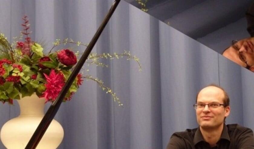 Gratis livestream concert van pianist Arnaud Rosdorff