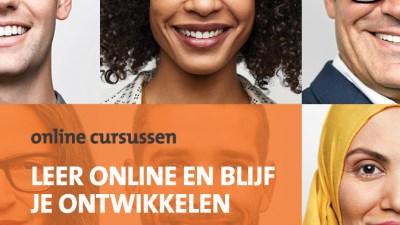 Bibliotheekleden kunnen nu gratis online cursussen volgen