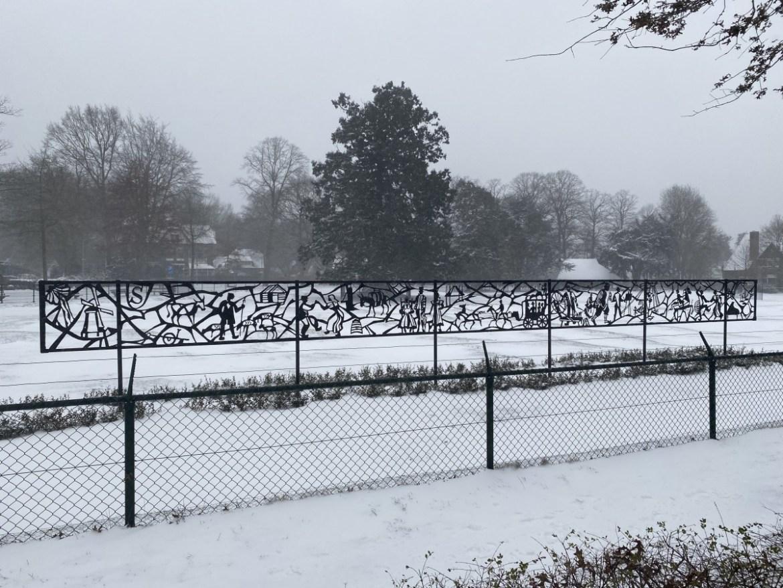 Bol an 158  Winter in Laren