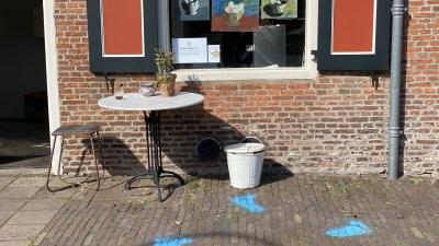 Gesproken column Leo Janssen over een kunstzinnig ommetje in Laren