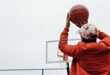 Shooting Bola Basket