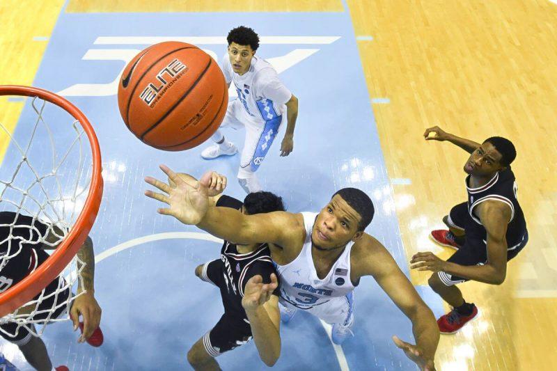 Teknik Dasar Rebound Dalam Permainan Bola Basket