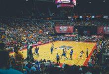 Pertandingan Bola Basket