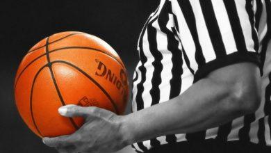 Tugas Wasit Bola Basket