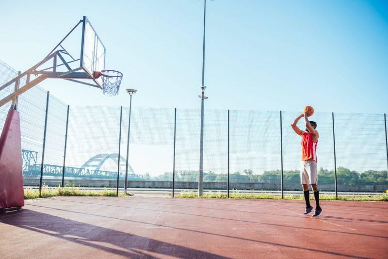 Berlatih Jump Shoot