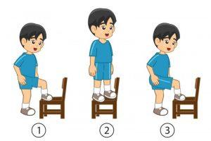 Latihan kekuatan otot tungkai