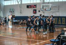 Pemain Bola Basket dalam Satu Regu