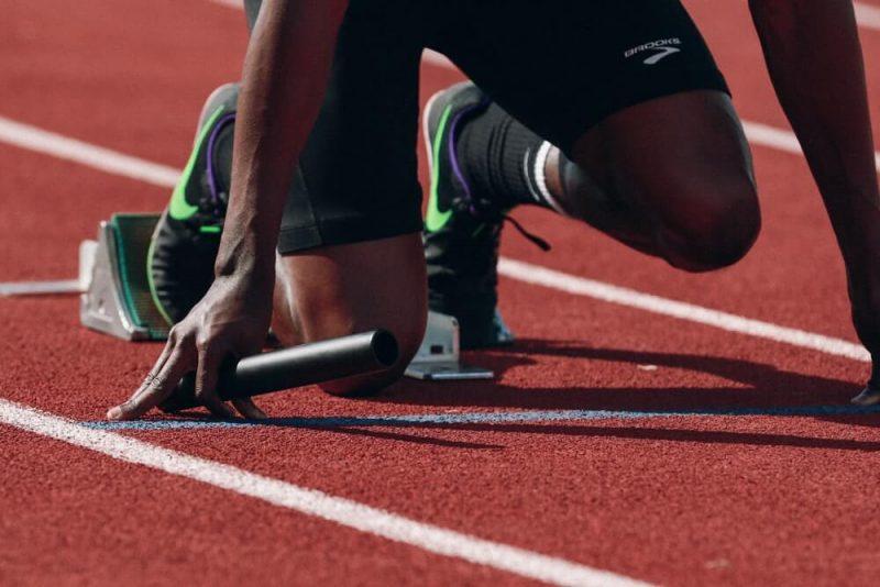 Tes lari cepat 50 meter