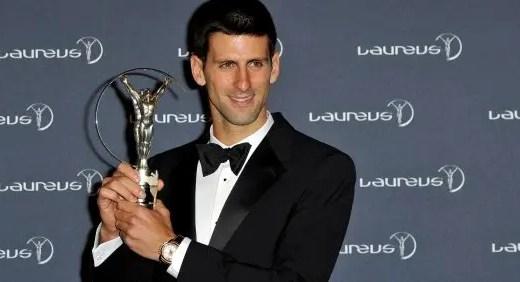 Djokovic, Serena e Li Na nomeados para os Laureus 2015