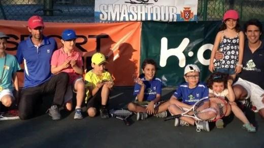 13.ª Etapa Smashtour Zona Norte – Clube de Ténis de Coimbra