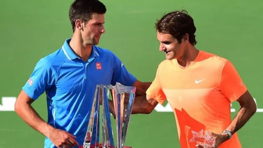Boris Becker: «Federer e Djokovic não gostam particularmente um do outro»