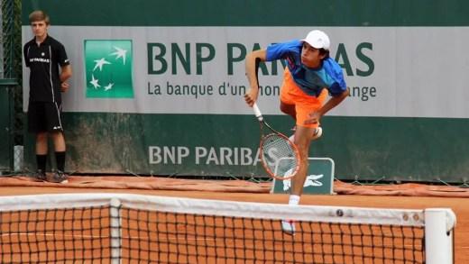 Nuno Borges eliminado na primeira ronda do Porto Open