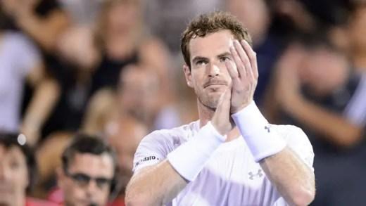Andy Murray: «Tenho que melhorar contra Djokovic e Federer»