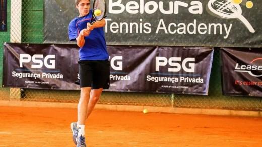 Daniel Rodrigues e Martim Prata avançam às meias-finais na Beloura