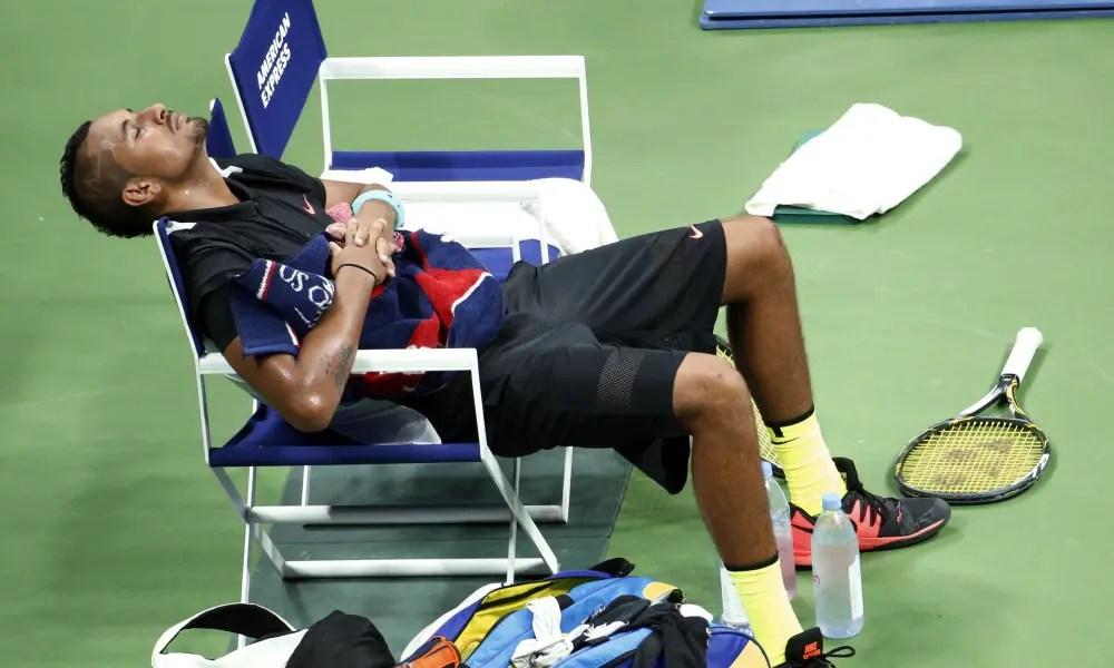 Nick Kyrgios recusou treinar com Andy Murray: «Às oito da manhã não dá para mim!»