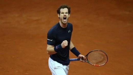 Andy Murray garante: «Formato da Davis é perfeito»