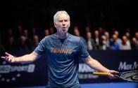 E se McEnroe jogasse hoje? «Seria 20 por cento melhor jogador mas 40 por cento mais enfadonho»