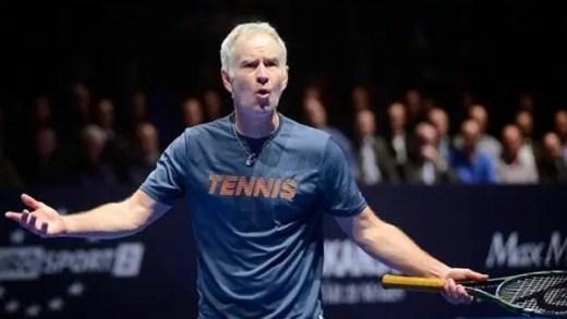John McEnroe: «Roger Federer é mais consistente que Rafael Nadal»