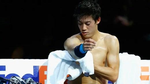 A coisa mais louca que uma fã de Kei Nishikori já lhe fez é mesmo… inacreditável