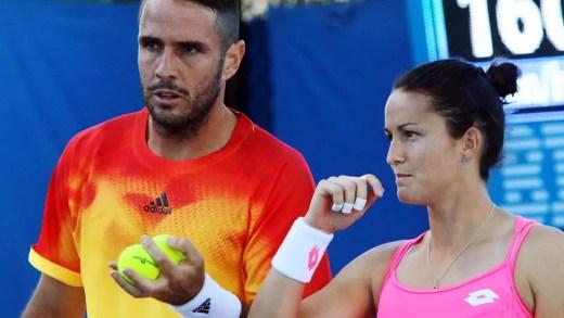 Marrero e Arruabarrena acusados de combinar resultado deste fim-de-semana no Open da Austrália