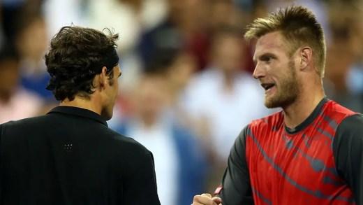 Groth: «Quando Federer entra numa sala, todos fazem silêncio»