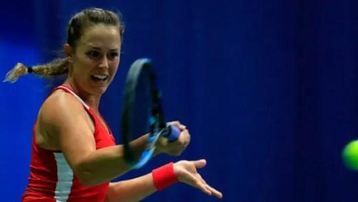 Portugal-Suécia, 1-1: Michelle acaba derrotada em longo duelo